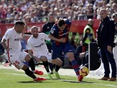 Si el Madrid no vende a Mayoral, será cedido al Levante. EFE