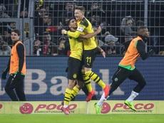 El agente del jugador negó estar al tanto del interés del Bayern en Achraf. AFP
