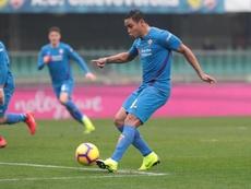 La Fiorentina veut exécuter l'option d'achat pour Muriel. EFE