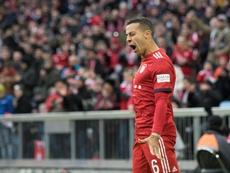 Le nouveau coach du Bayern met en garde Thiago et Coutinho. EFE/EPA