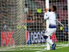 Rose está siendo tentado por el fútbol turco. EFE/Archivo