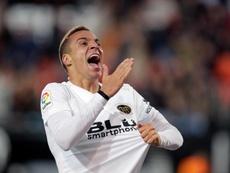 Retour à la case départ pour Rodrigo. EFE