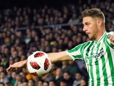 Joaquín ya habla de Europa League. EFE
