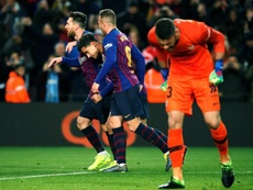Barça in semifinale di Coppa del Re. AFP