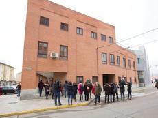Raúl Calvo pidió la absolución por agresión sexual. EFE