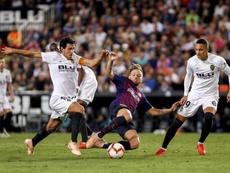 Barcelona y Valencia estarán arropados igualmente. EFE