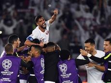 Un supporter du Qatar a été arrêté. EFE