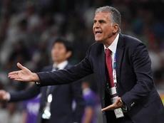 Queiroz ya conoce sus dos primeros rivales como seleccionador de Colombia. EFE