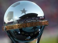 Estos son los cruces de los 1/16 de la Sudamericana. EFE/Archivo