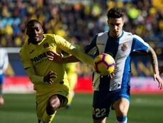 Mario Hermoso quiere jugar en el Atlético. EFE