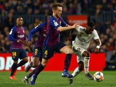 El Barça habría estado en las últimas cinco ediciones por méritos. EFE