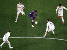 Le Barça change avec le temps. EFE