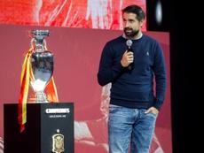 De la Red avaló a España para la Eurocopa. EFE