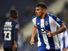 O FC Porto regressou às vitórias. EFE