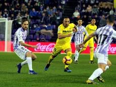 El Villarreal cuenta por empates sus partidos en casa. EFE/Archivo