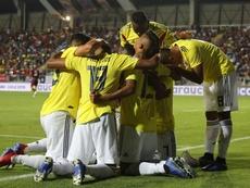 El fútbol chino, pendiente de varios jugadores colombianos. EFE