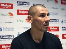 El Cata Díaz le dio la victoria a su equipo. EFE