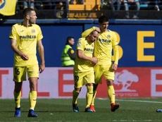 Cazorla sufre por el Villarreal. EFE/Archivo