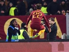 La condición que Zaniolo le pone a la Roma. EFE