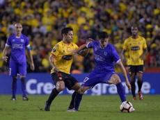 Barcelona de Guayaquil pidió la suspensión de la Libertadores. EFE