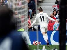 Bale foi contratado pelo Real em 2013. EFE