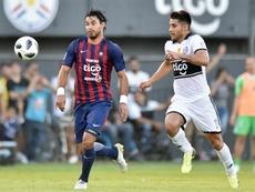 Olimpia y Cerro Porteño firmaron tablas. EFE/Archivo