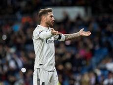 Ramos, légende du Real Madrid. EFE