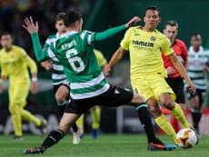 El Villarreal es infalible en la Europa League. EFE