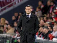 Valverde a surpris avec ses changements. EFE