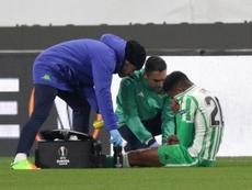 La lesión de Junior no espanta al Madrid. EFE/Archivo