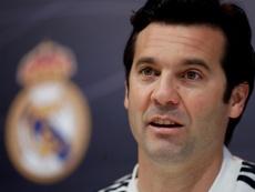 O treinador do Real Madrid falou da evolução de Vinicius. EFE