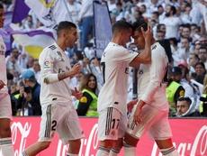 El Real Madrid podría comprar la plaza del Tacón. EFE