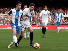 Mallorca, Celta y Espanyol van tras Rubén Sobrino. EFE