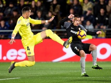 El Villarreal logró una victoria tan merecida como necesaria. EFE