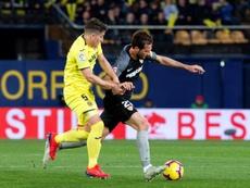 El Villarreal buscará encadenar dos victorias en Liga. EFE