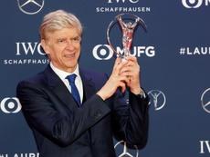 Wenger podría incorporarse a la dirección deportiva del PSG. EFE