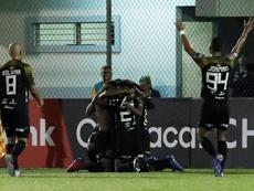 Independiente Chorrera barre del mapa a Universitario. EFE