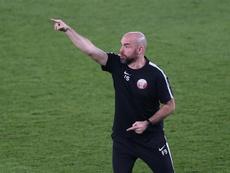 El técnico español lamentó la derrota ante Argentina. EFE