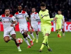 Le Barça a des précédents en sa faveur, mais n'a pas livré une belle image face à son adversaire. EF