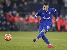 El Schalke castiga a Bentaleb relegándole al filial. EFE