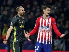 El Atlético lo tiene muy fácil. EFE