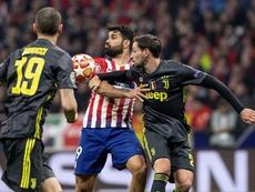 Il Napoli pensa a Diego Costa. EFE