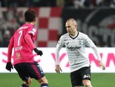La MLS veut faire d'Iniesta sa nouvelle star. EFE