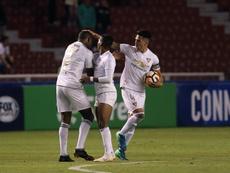 Liga de Quito se mantiene en lo más alto de la tabla. EFE