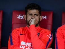 Diego Costa podría recalar en la Roma en lugar de Higuaín. EFE