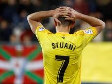 Stuani intéresse l'Argentine. EFE