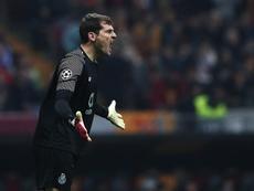 El Oporto de Casillas sigue vivo en la Champions. EFE
