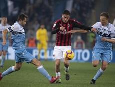Calabria interesa a la Fiorentina. EFE