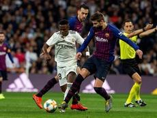 Jornada unificada na Liga Espanhola com quase tudo decidido. EFE