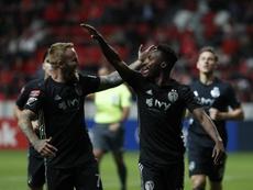 Sporting Kansas sigue de resaca por la 'Concachampions'. EFE